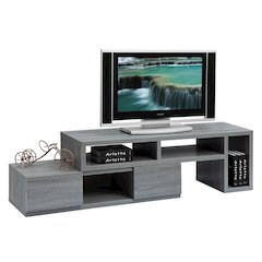 Adjustable TV Stand Console for TV's up to 65""