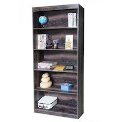Smoke Home 5 Shelf Bookcase