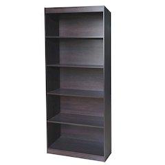 Wenge Home 5 Shelf Bookcase