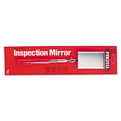 "Inspection Mirror, 2-1/8"" x 3-1/2"", Rectangular"
