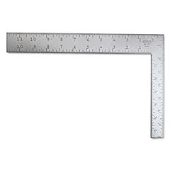 Stanley Tools Carpenter's Square, Steel, 12 in