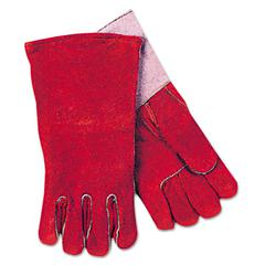 Anchor Brand Quality Welding Gloves, Russet, Large