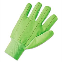 1000 Series Canvas Gloves, Green