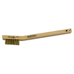 Anchor Brand Utility Brush, Brass