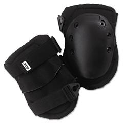 AltaLok Knee Pads, Fastener Closure, Neoprene/Nylon, Rubber, Black