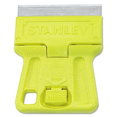 Stanley Tools High Visibility Mini Blade Scraper