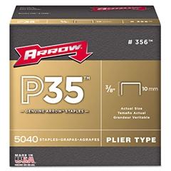 """P35 Type Staples, 3/8"""""""