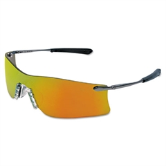 Crews Rubicon Protective Eyewear, Fire Lens