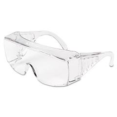 Yukon Uncoated Protective Eyewear, Clear, X-Large