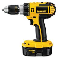 DeWalt Cordless Compact Hammer Drill/Driver, 18V