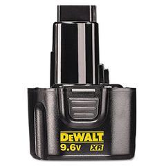 DeWalt XR Battery DW9061, 9.6V