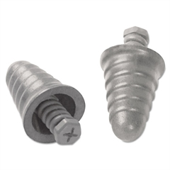 Next Skull Screws Earplugs, Uncorded, NRR 30