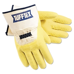 Memphis Tufftex Supported Gloves, Large