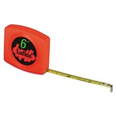Lufkin Pee Wee Pocket Measuring Tape, 10ft