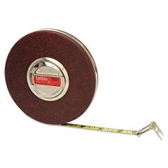 Home Shop Measuring Tape, 100ft