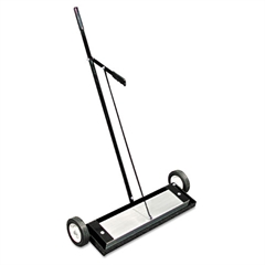 Magnetic Floor Sweeper, With Release, 24in