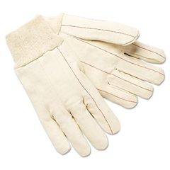 Double-Palm Hot Mill Gloves, Cotton
