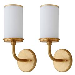 LORENA 14-INCH H GOLD WALL SCONCE