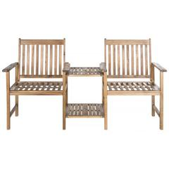 BREA TWIN SEAT BENCH