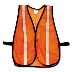 Hi-Viz Orange Traffic Vest