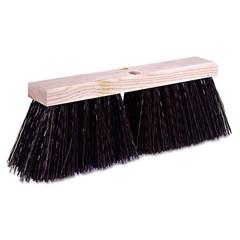 """Street Broom, Synthetic Fill, 16"""""""