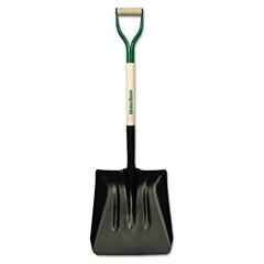 Steel Coal Shovel, D-Handle