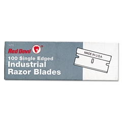 Red Devil Single-Edge Razor Blades