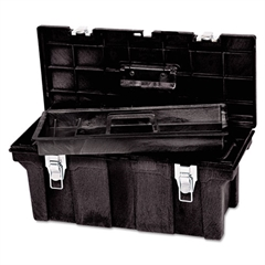 Rubbermaid Commercial Tool Box, 26in