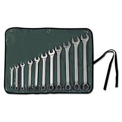 11-Piece Combination Wrench Set