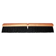 Magnolia Brush No. 22 Garage Floor Brush, w/B60 Handle, Plastic Fill, 24w x 60h