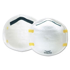 Cup-Style Particulate Respirator, N95