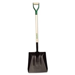 UnionTools Steel Street Shovel, D-Handle