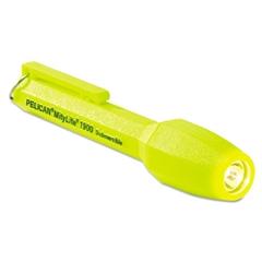 MityLite 1900 Flashlight, 2-AAA, Yellow
