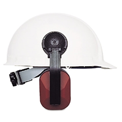 E-A-R Muffs Model 2000H Helmet-Mount Earmuffs