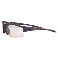 Equalizer Safety Glasses, Gun Metal Frame, Clear Lens