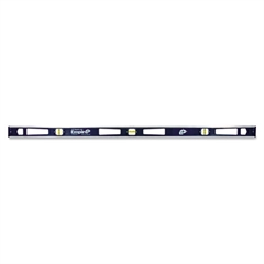 "581 Series Magnetic I-Beam Level, 48"" Long, Aluminum, Tri-Vial"