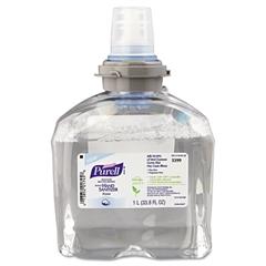 PURELL Instant Hand Sanitizer Skin Nourishing Foam, 1000mL Refill, 2/Carton