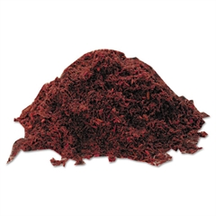 Floor Sweep Grit, 50 Lbs., Red