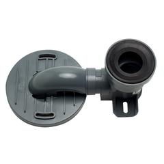 Replacement PVC Toilet Trap for TB326