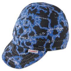 Comeaux Reversible Soft Brim Comfort Crown Cap, Cotton, Assorted Colors, Size 7 3/8