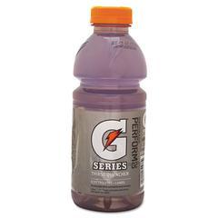 Gatorade Wide Mouth Bottle Drink, Riptide Rush, 20oz Bottle