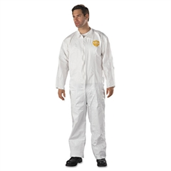 ProShield NexGen Coveralls, Zip Closure, 4XL