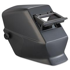 KIMBERLY-CLARK PROFESSIONAL JACKSON SAFETY SHADOW HSL 2 Welding Helmet, Black
