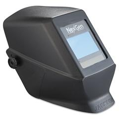 JACKSON SAFETY NEXGEN HSL 100 Digital Auto-Darkening Helmet, Heavy Metal