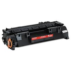 0281500001 Compatible CE505A(M) (05AM) MICR Toner Secure, Black