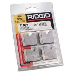 "RIDGID High-Speed RH Manual Threader Pipe & Bolt Die, NPT, 2"" - 11 1/2 TPI"