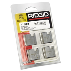 "RIDGID High-Speed RH Manual Threader Pipe & Bolt Die, NPT, 1"" - 11 1/2 TPI"