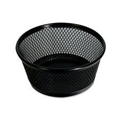 Universal Jumbo Mesh Clip Dish, Black