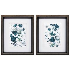 Cloud Farm Wall Art, Pack Of 2