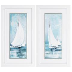 Soft Sail  Wall Art, Pack Of 2